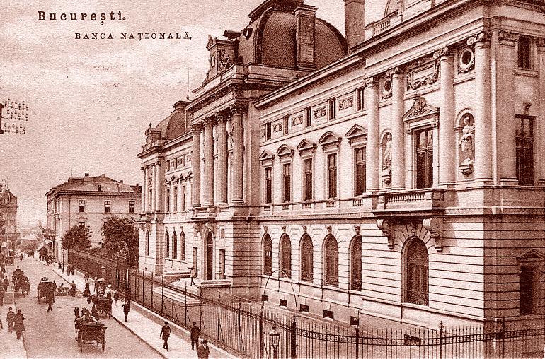 Banca Naţională a României - Istoria BNR